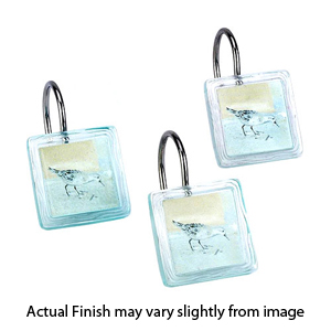 Blue Waters - Shower Curtain Hooks