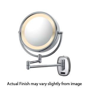 Kimball And Young Touch Control Double Sided Lighted Wall Mirror
