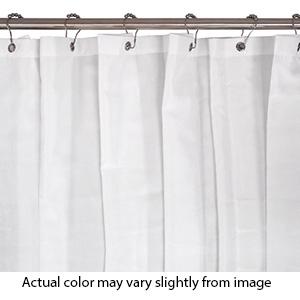 Wider Shower Curtain 108 W X 72 L