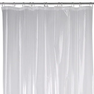 48 Wide Shower Curtain